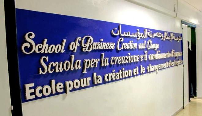 A Bari Una Scuola Per La Creazione E Il Cambiamento D'Impresa