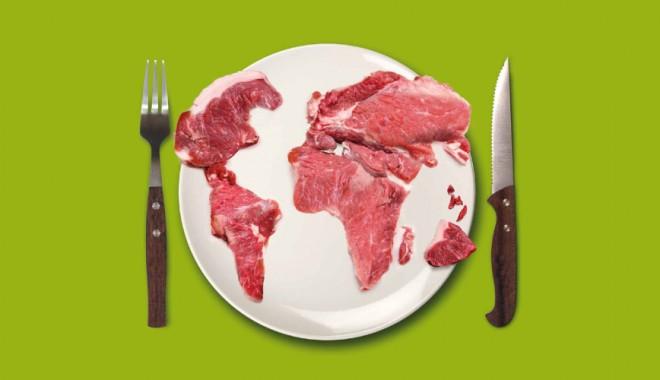 Numeri Ed Effetti Del Consumo Mondiale Di Carne