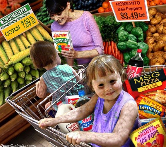 alimentazione-geneticamente-modificata