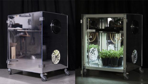 Meg Serra Indoor Open Source Arduino Based