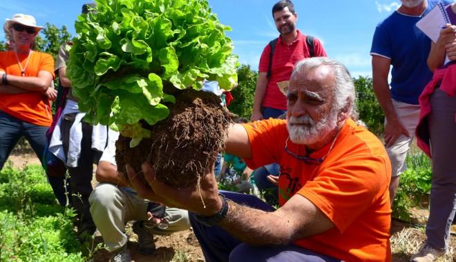 A Lezione Di Innovazione E Sostenibilità Con Il Maestro Dell'Agricoltura Organica Rigenerativa Al CLab Di Napoli
