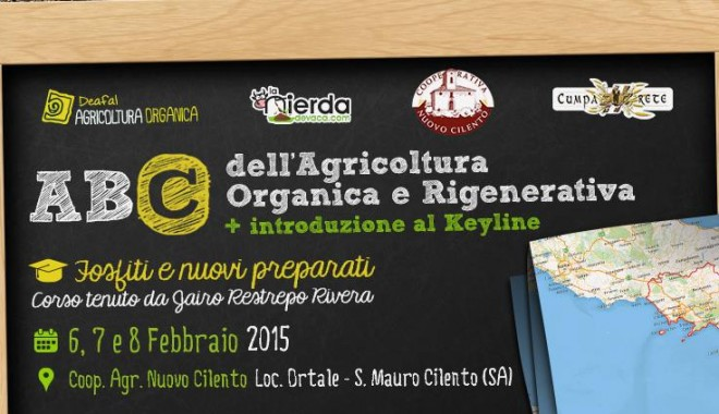 Corso Di Agricoltura Organica Rigenerativa Con Jairo Restrepo Rivera