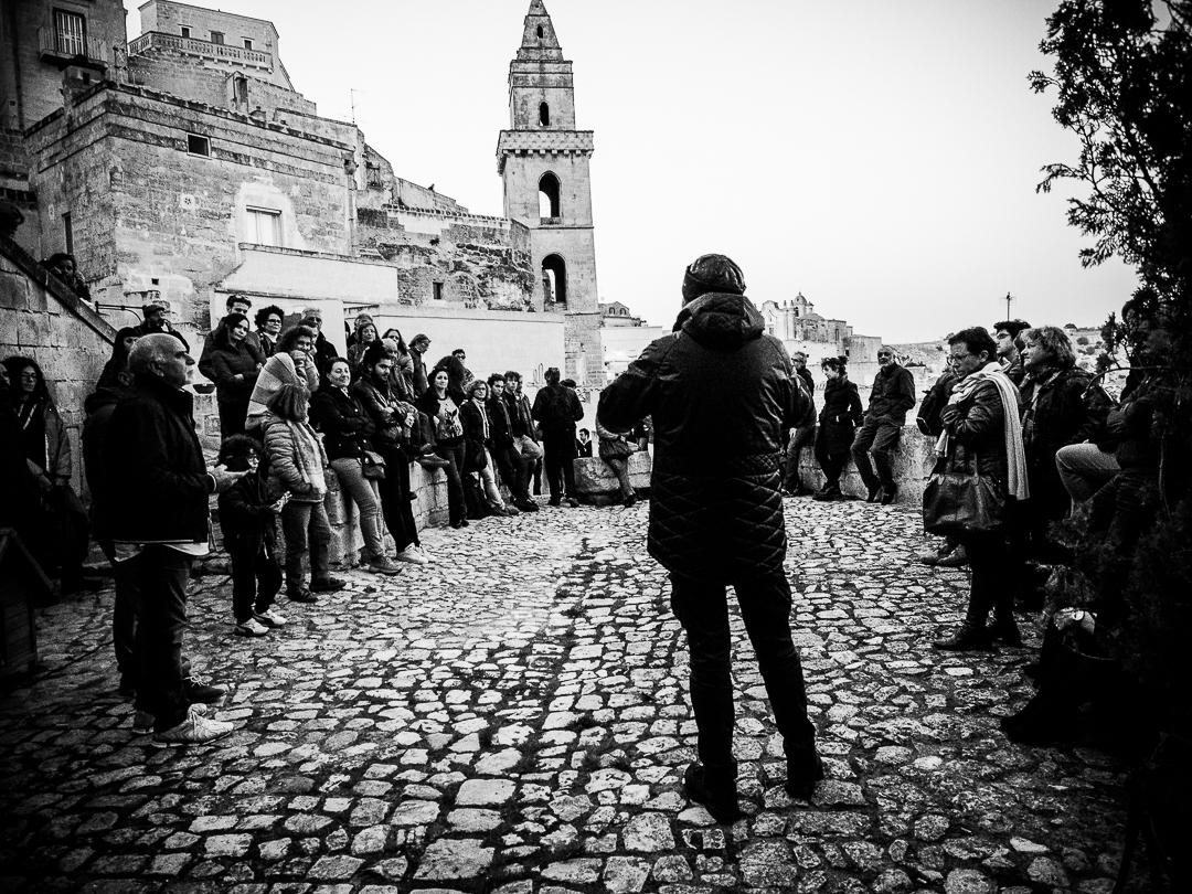 Riunione delle Comunità Provvisorie a Matera; foto di Andrea Semplici.