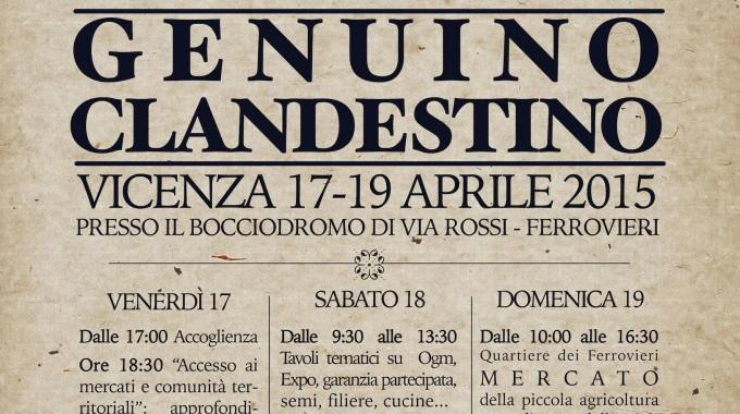 Genuino Clandestino A5 Ok