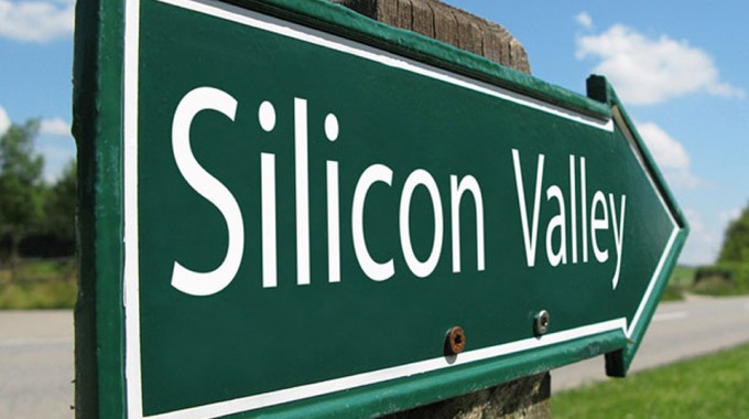 Silicon Valley Sign Lg