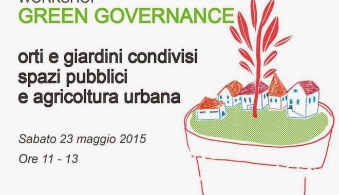 Green Governance Alla Biennale Dello Spazio Pubblico 2015