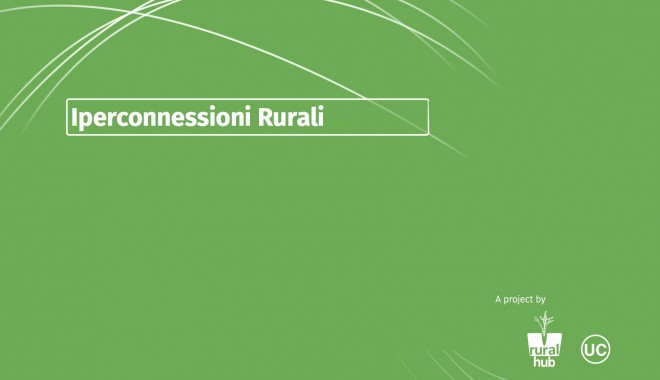 Iperconnessioni Rurali Pamphlet @ CommonsCamp
