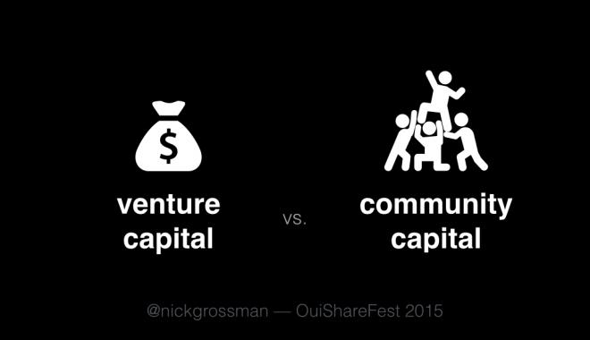 Potere E Controllo Nell'economia Peer To Peer. Nick Grossman @OuiShareFest 2015