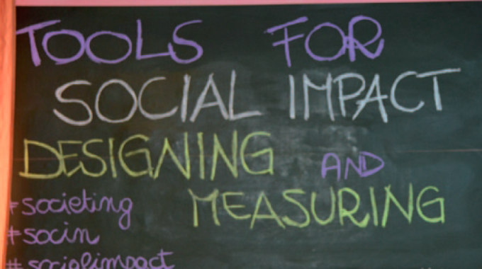 Workshop Tools For Social Impact Designing And Measuring