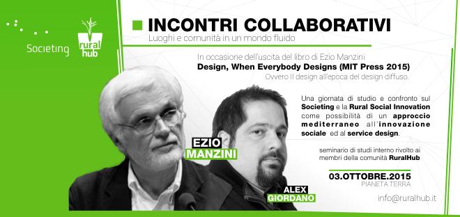 Incontri Collaborativi – Luoghi E Comunità In Un Mondo Fluido