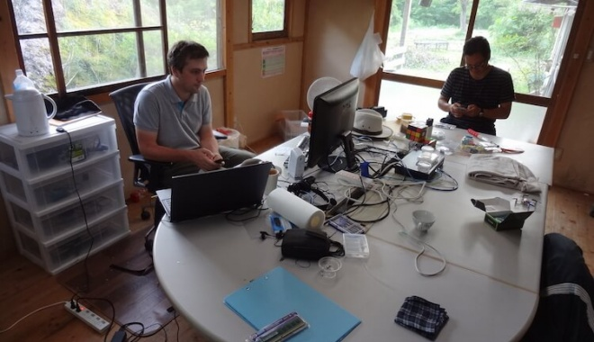 Hacker Farm: Un Hackerspace Nel Cuore Del Giappone Rurale