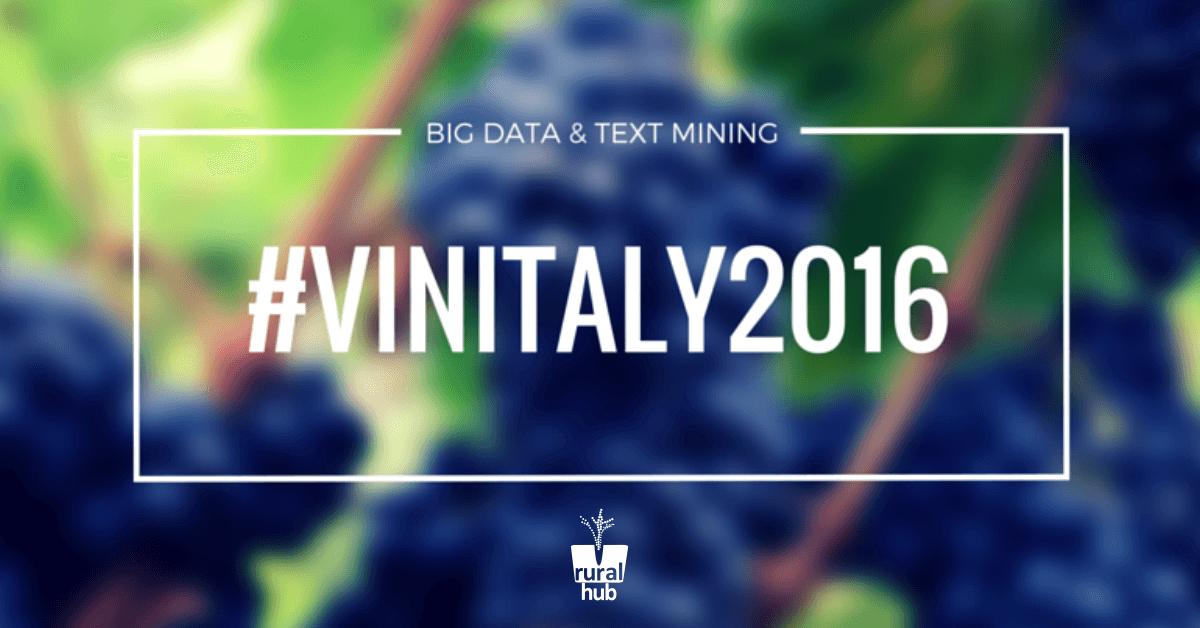 #VINITALY2016: big data & text mining
