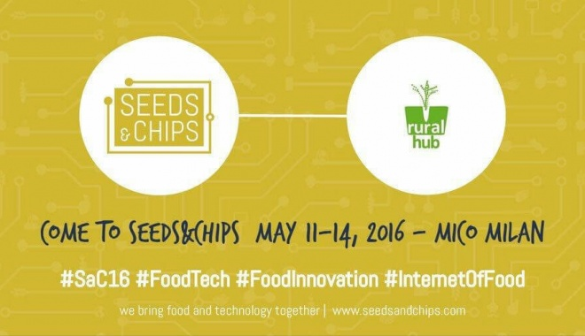 RuralHub E La Food Innovation: Seeds&Chips