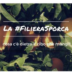 La #FilieraSporca – cosa c'è dietro il cibo che mangi?
